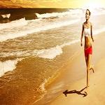 jogger-plage