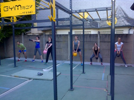Cross Training by Attitud'Sports